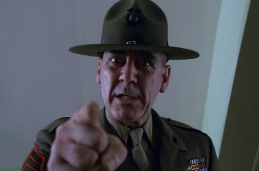 Murió el actor Lee Ermey