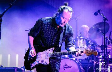 Radiohead cautivó a sus fanáticos en su regreso a Chile