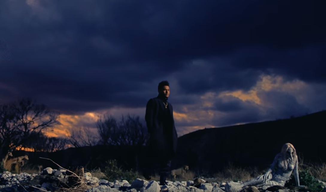 El desolado llanto de The Weeknd en plena presentación en Coachella