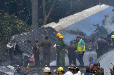 Accidente de avión en La Habana: Solo tres sobrevivientes