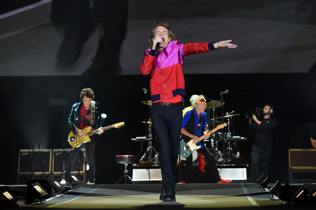 Guitarrista de The Rolling Stones pasó ultima rabia hace 30 años por culpa de Donald Trump