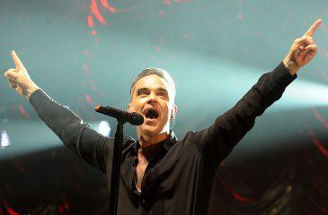 Oficial: Robbie Williams regresa a Chile el 5 de noviembre