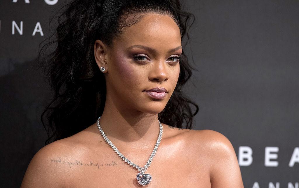 Rihanna lanzó su línea de lencería súper sexy