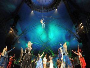 Llegó Amaluna, el nuevo espectáculo deCirque Du Soleil