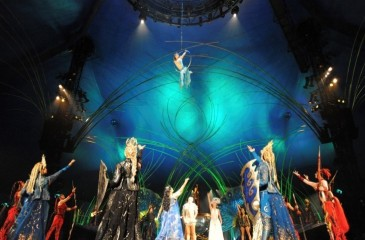 Participa por invitaciones para Amaluna, el nuevo espectáculo de Cirque Du Soleil