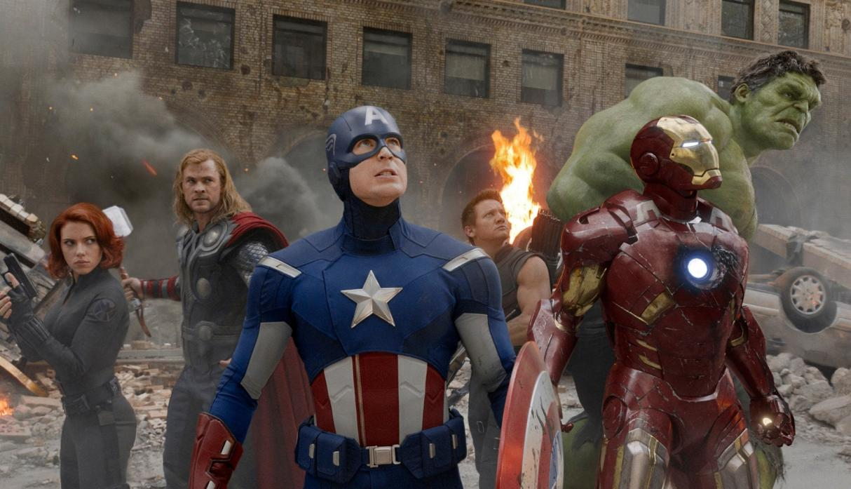 Los Avengers originales se hicieron un tatuaje conmemorativo