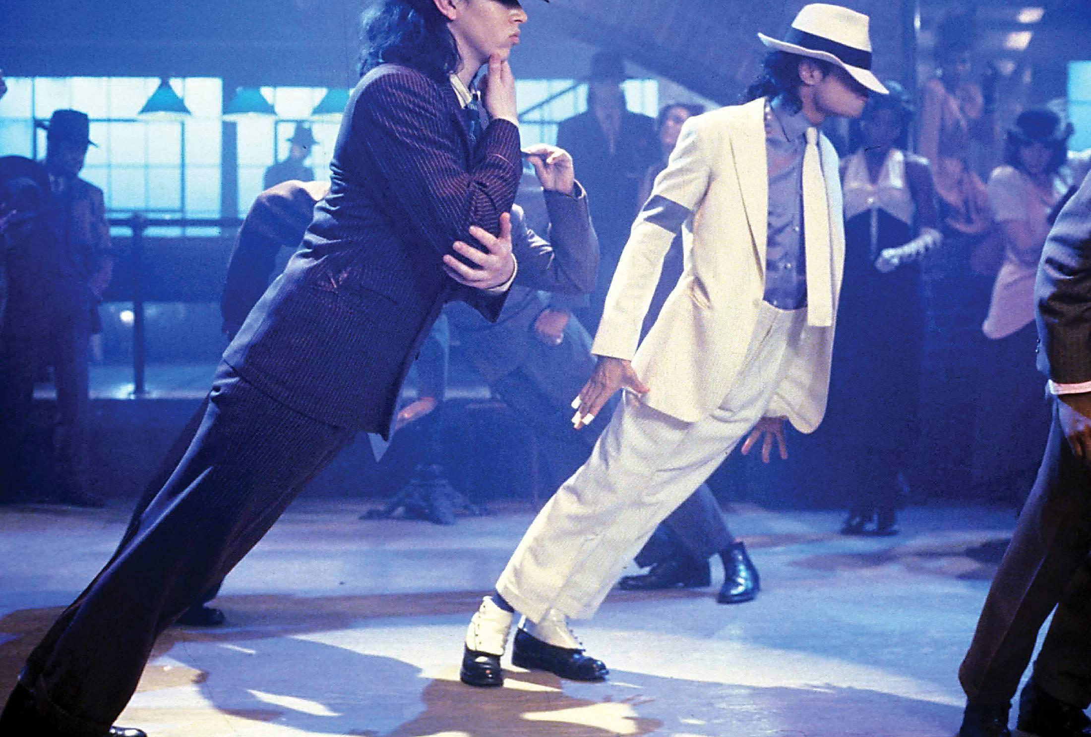 Asi logro Michael Jackson desafiar la gravedad