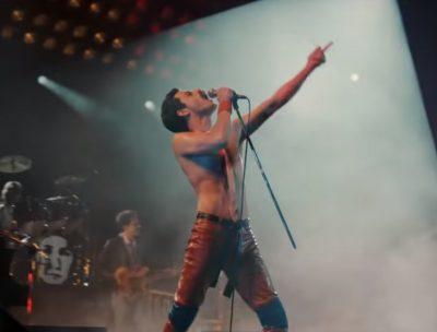 Liberan el primer trailer de Bohemian Rhapsody, biopic de Queen
