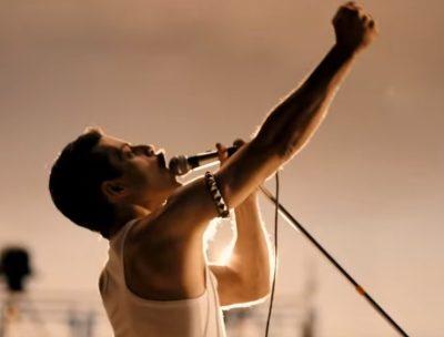 Publican el primer adelanto de Bohemian Rhapsody, la biopic de Queen