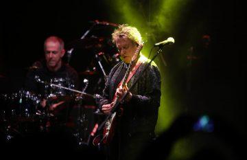 Andy Summers celebró el repertorio de The Police en el Teatro Caupolicán