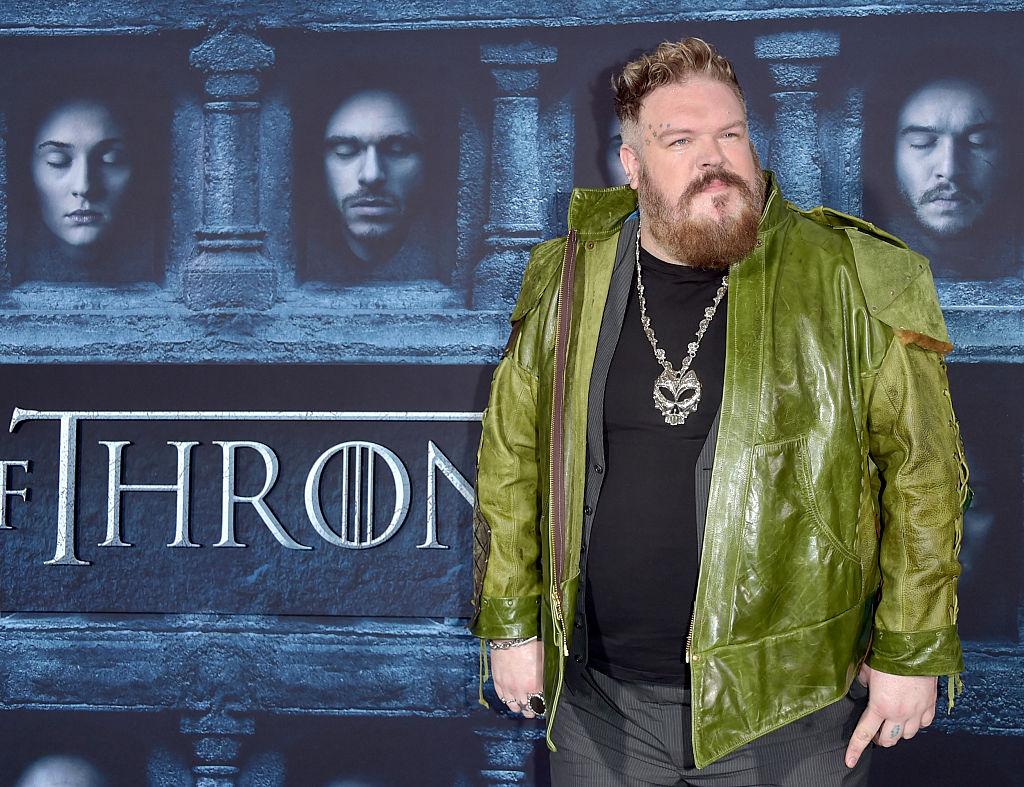 Game of Thrones: 'Hodor' dice que cameo de Ed Sheeran fue estúpido