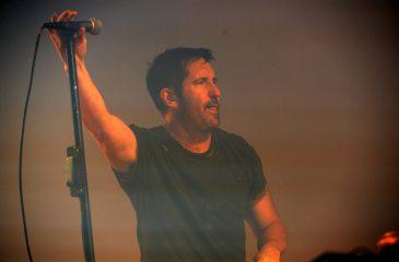 Trent Reznor arremetió contra músicos que evitan hablar de política