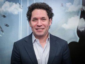 El director venezolano Gustavo Dudamel ofrecerá un conciertohomenaje a José Antonio Abreu