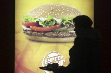 Burger King retiró publicidad mundialista tildada de sexista