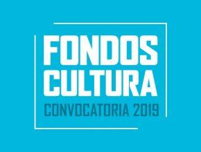 Convocatoria para los Fondos de Cultura 2019