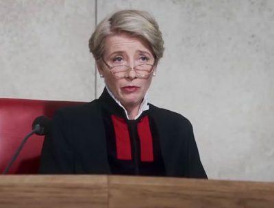 Mira el trailer de The Children Act, la nueva película de Emma Thompson
