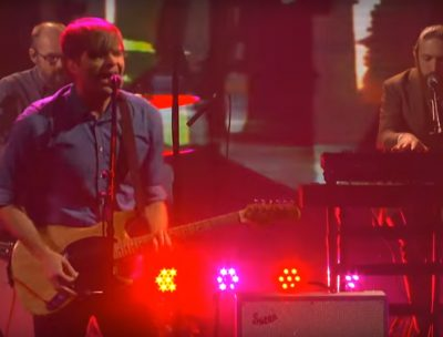 Death Cab For Cutie estrenó en vivo su último sencillo