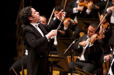 Participa por invitaciones al regreso de Gustavo Dudamel a Chile