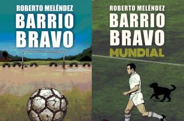 Ganador pack de libros de Barrio Bravo