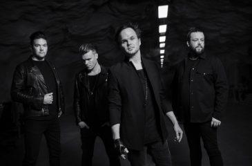 The Rasmus anuncia su retorno a Chile para noviembre
