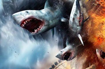Revisa el teaser de El último Sharknado: Ya era hora