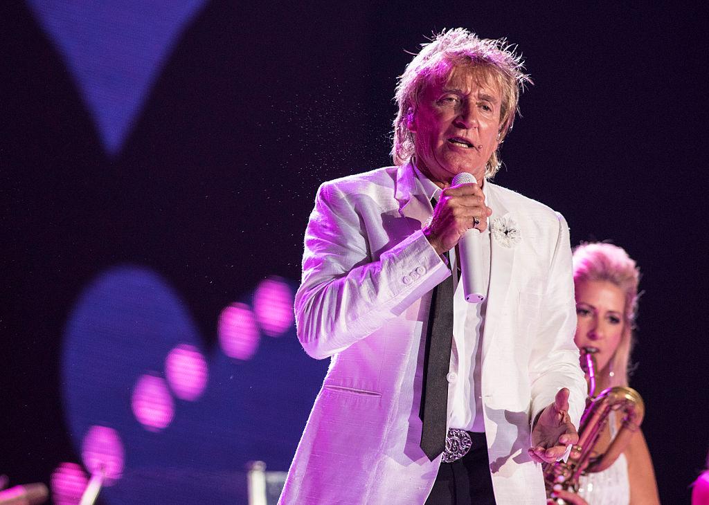 Intérprete Rod Stewart anuncia en EE.UU. nuevo disco