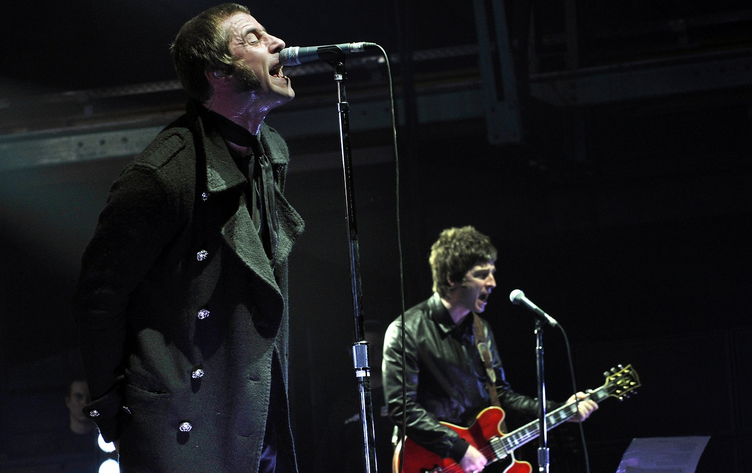 Liam Gallagher le pide a Noel volver a formar Oasis — Twitter
