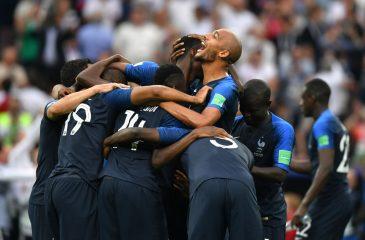 Francia se consagró campeón de Rusia 2018