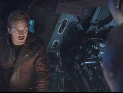 Los Guardianes de la Galaxia discuten en escena eliminada de Infinity War