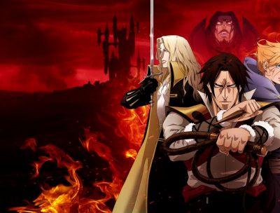 Drácula quiere arrasar con todo en el trailer del regreso de Castlevania
