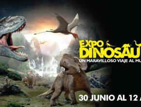 Expo Dinosaurios en Mall Florida Center