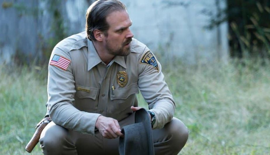 David Harbour entrega detalles sobre nueva temporada de Stranger Things