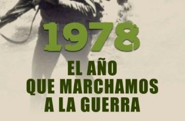 Ganadores del libro 1978: El año que marchamos a la guerra