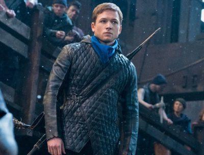 Lanzan el trailer oficial de la nueva película de Robin Hood