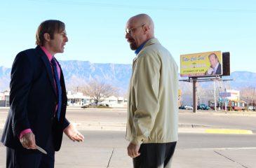 Walter White y Jesse Pinkman eventualmente estarán en Better Call Saul