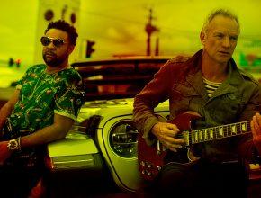 Sting y Shaggy tocarán juntos en Chile