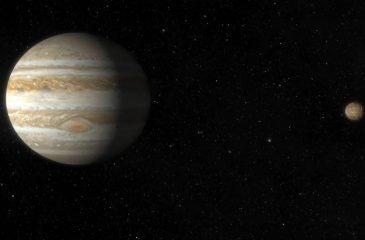Desde Chile se descubren doce nuevas lunas girando alrededor de Júpiter
