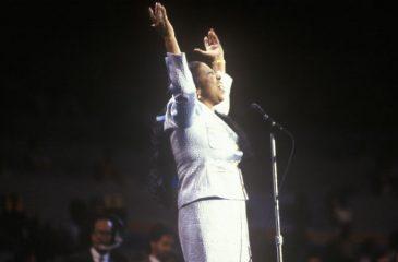 La increíble historia de la joven que llenó estadios suplantando a Aretha Franklin