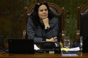 """Maya Fernández: Gabriel Boric """"le hace el juego a la derecha"""""""