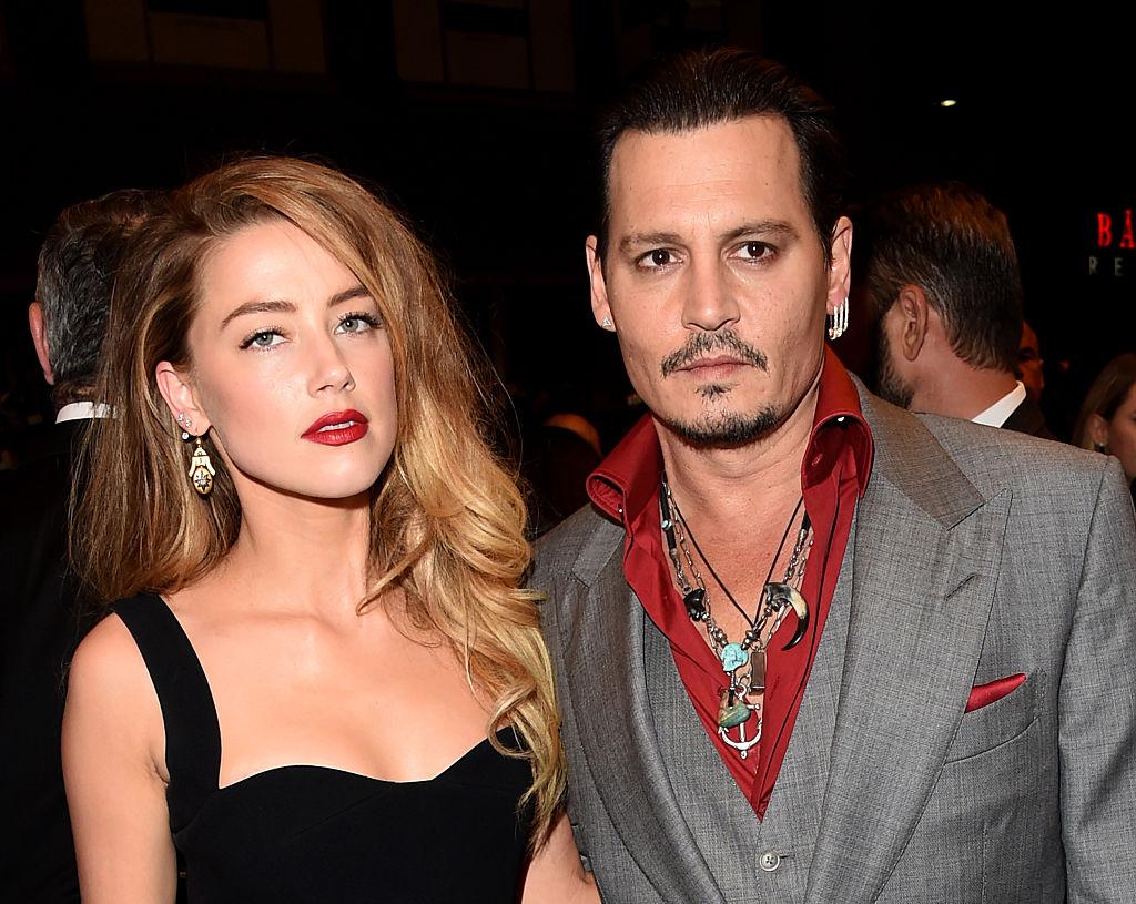 Amber Heard y Johnny Depp, de nuevo en el ojo del huracán
