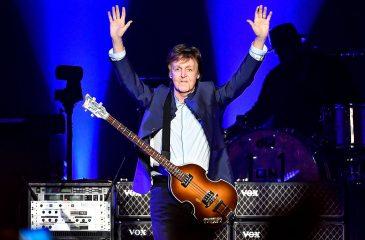 """Paul McCartney presenta nuevo sencillo """"Fuh You"""""""