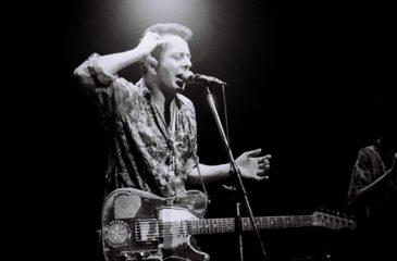 21 de agosto: Recordamos el nacimiento de Joe Strummer