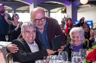 SCD reconoció a Jorge González como Figura Fundamental de la Música Chilena
