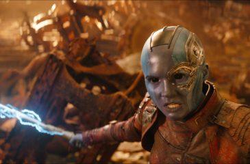 Karen Gillan pudo haber revelado un spoiler de Avengers 4 en una vieja entrevista