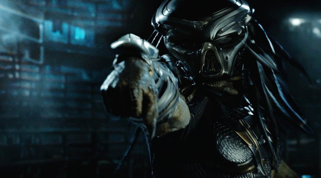 Llega el último sangriento trailer de The Predator