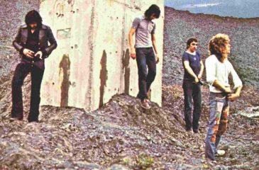14 de agosto: The Who lanzó su álbum Who's Next