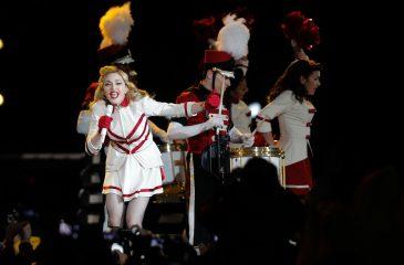 Asistentes al show de Madonna en 2012 serán indemnizados