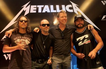 Metallica logró récord histórico en Billboard con The Black Album