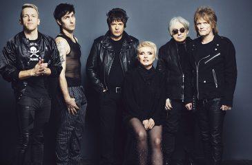 Blondie regresa a Chile a nueve años de su última visita