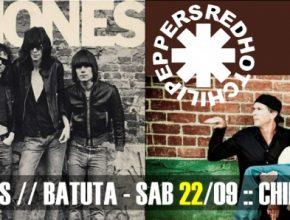 Chile Peppers y Ramonekes en La Batuta de Plaza Ñuñoa